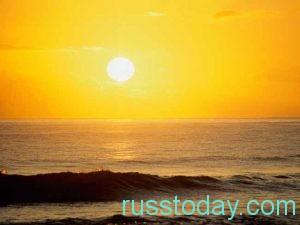 страна Желтого Солнца