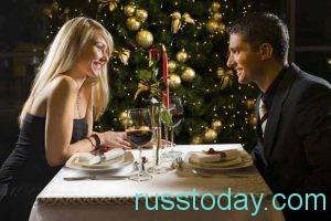 романтическое свидание на двоих
