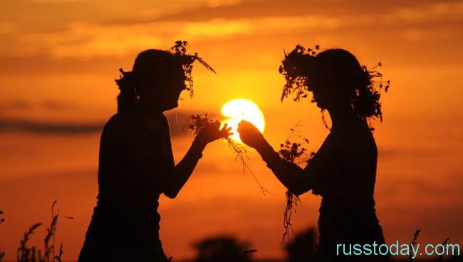 день солнцестояния