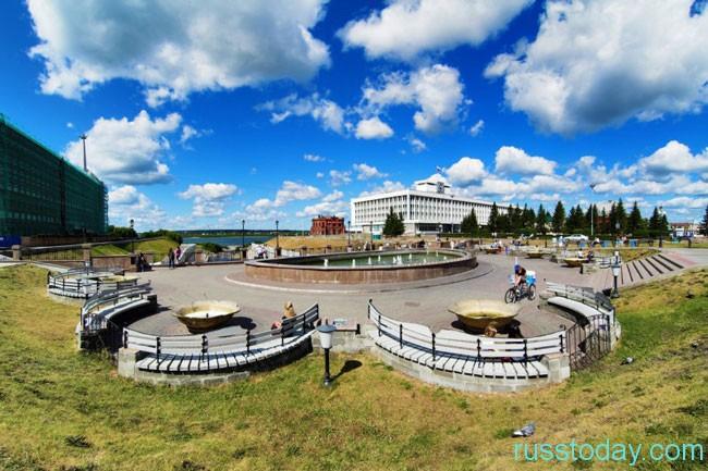 какое будет лето 2018 года в Томске