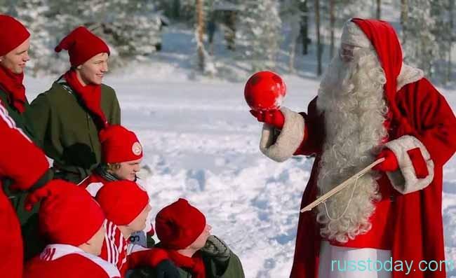 Провести незабываемо праздник в Финляндии