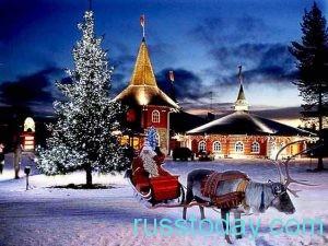 Как снять дом в Лапландии на Новый год