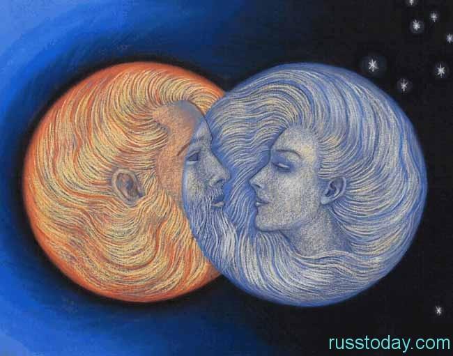 Луна – Солнце