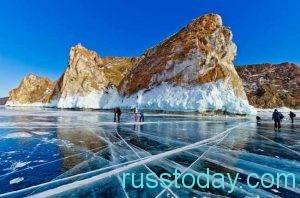 На просторах России отдых на море