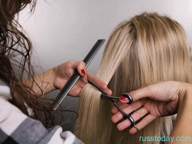 подходящий день абсолютно для всех видов обстригания шевелюры