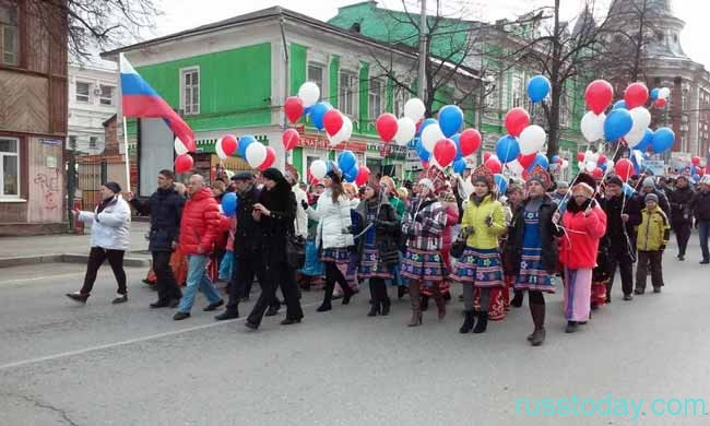 Многие жители Перми