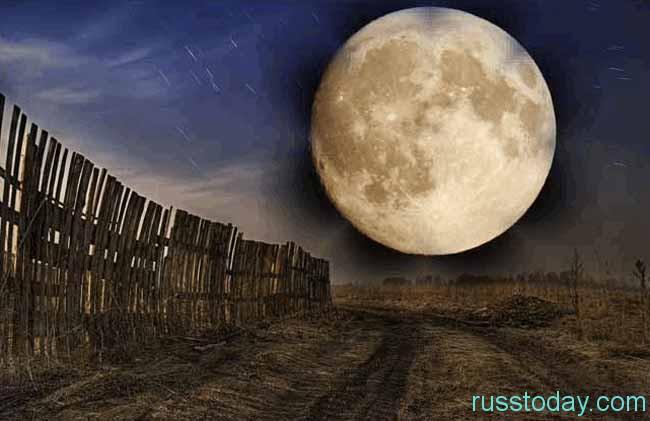 Растущая луна и финансовая сторона жизни человека