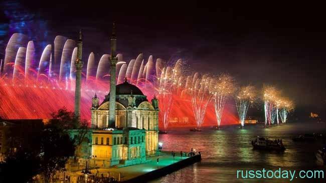 новогодняя стоимость туров в Турцию