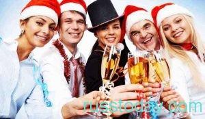 Новый год – праздник, которого ждет вся страна