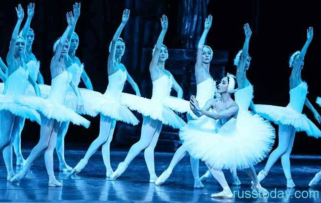 Год балета