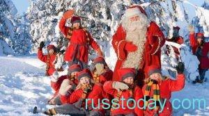 путевки в Финляндию на Новый год