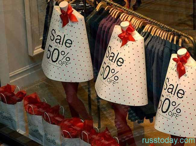 В Финляндии можно заняться новогодним шопингом