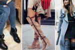 Большинство девушек во время создания модного образа делают акцент на низ