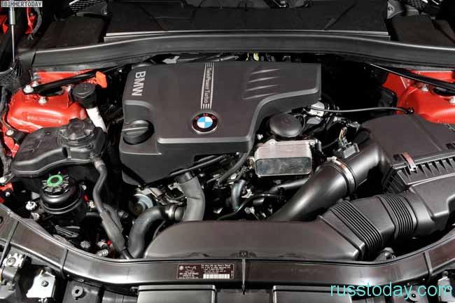Двигатель нового SUV от BMW