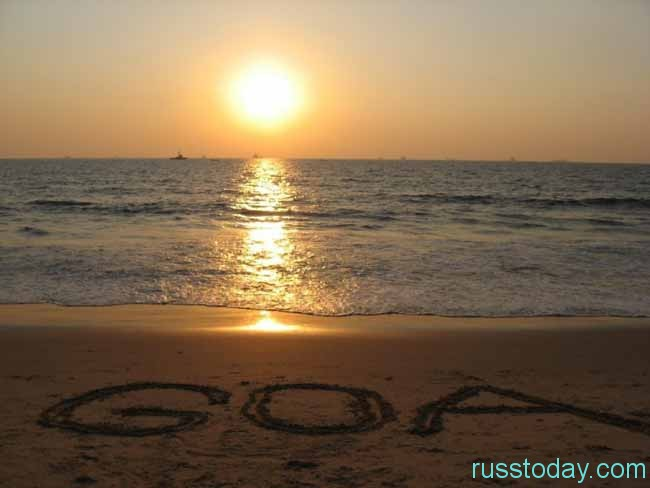 как отмечают Новый год на Гоа