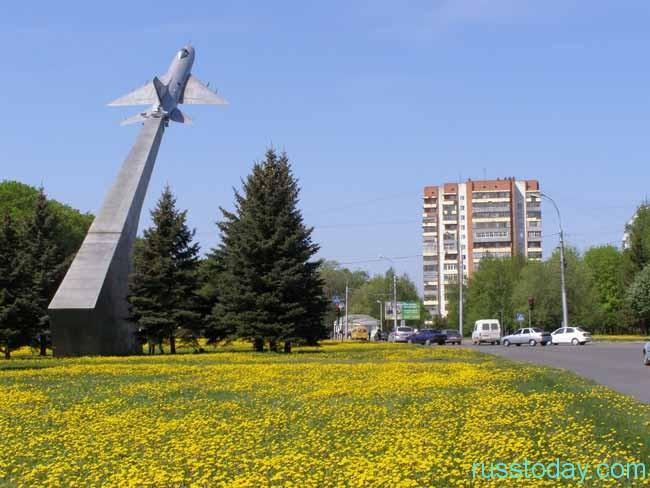 Летняя пора 2019 в России