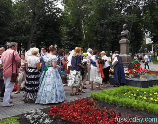 Начало лета 2019 в России