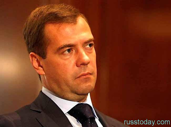 ставки ставят на Дмитрия Медведева