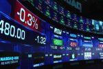 на фондовых биржах достаточно спокойно