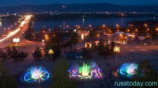 какое лето будет в 2019 году в Красноярске