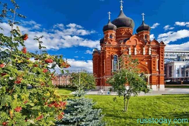 Тула – один из самых старейших городов России