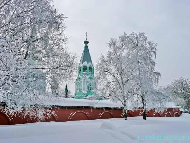 прогноз погоды на зиму 2019 года в Удмуртии