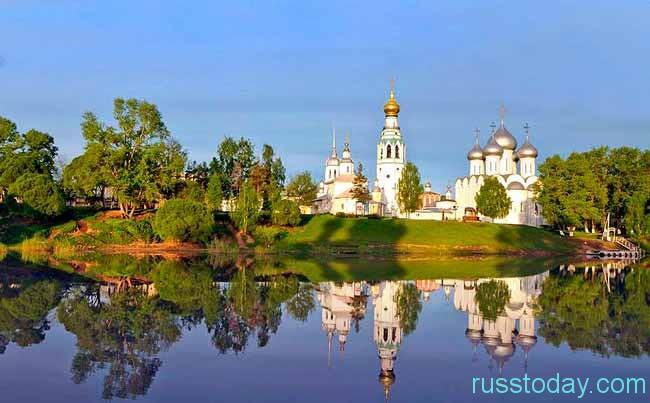 Вологда – один з самых красивых и старинных городов