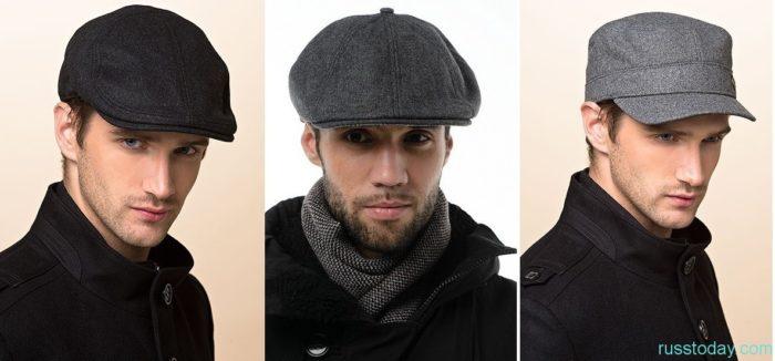 Кепка – один из самых популярных видов мужских головных уборов
