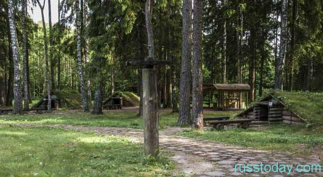 комплекс «Партизанский лагерь»