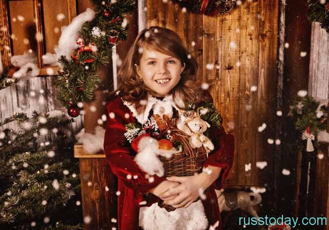 Седьмое января – это Рождество