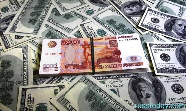От чего зависит курс доллара?