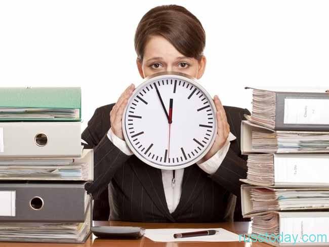Ведомость рабочего времени