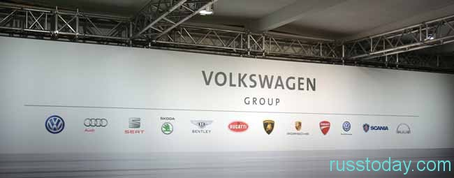 «Volkswagen Group»