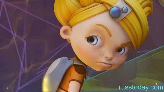 """""""Мой супер папа"""" (анимация)"""