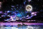 люди интересовались влиянием ночного светила на организм человека