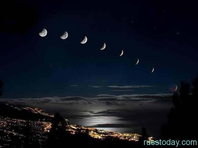 каждая стадия ночного светила оказывает особенное влияние на человека