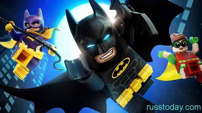 Лего Бэтмеэн