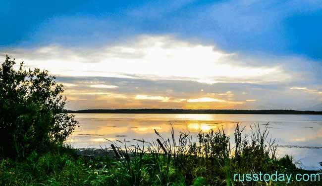 сказочная природа Тюмени