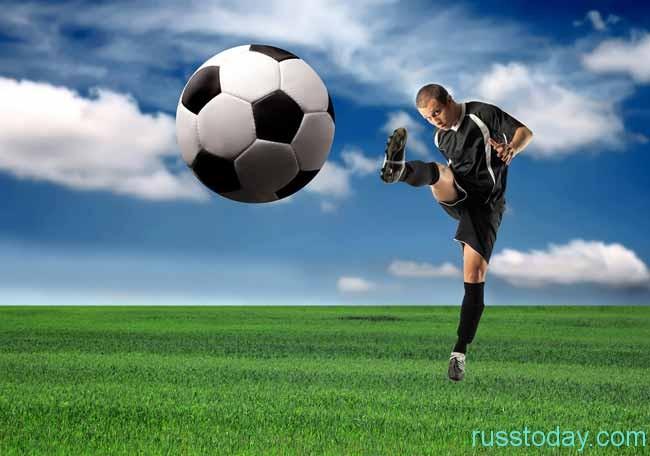 До начала всемирных соревнований по футболу осталось немного времени