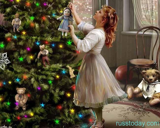 Новогодняя пора – это удивительное время