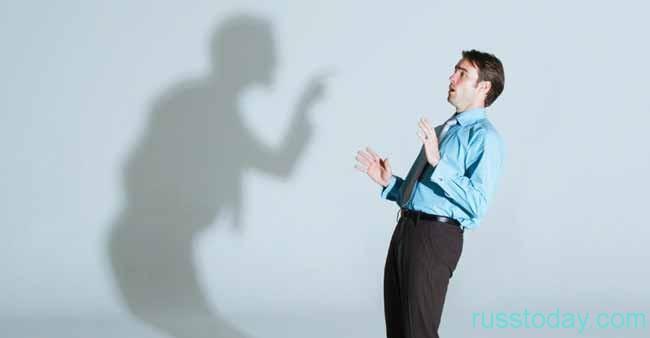 постараться избавиться от собственных страхов