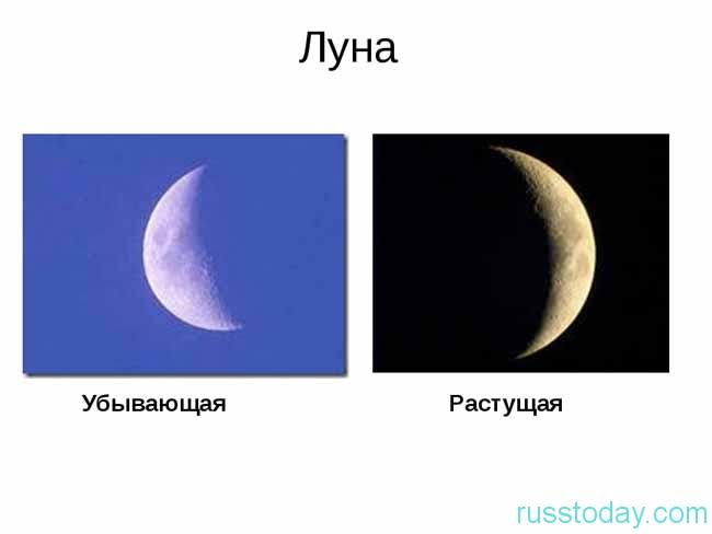 каждая фаза лунного светила оказывает индивидуальное воздействие на человека