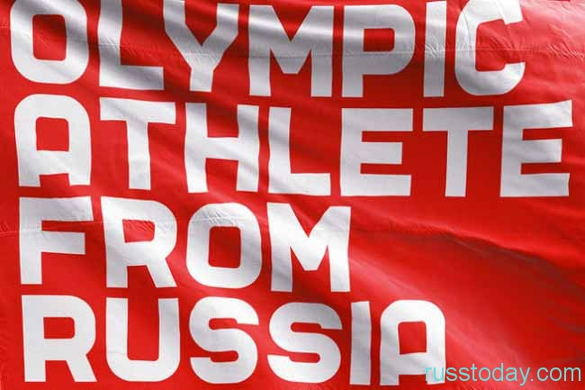 «Olympic Athlete from Russia»