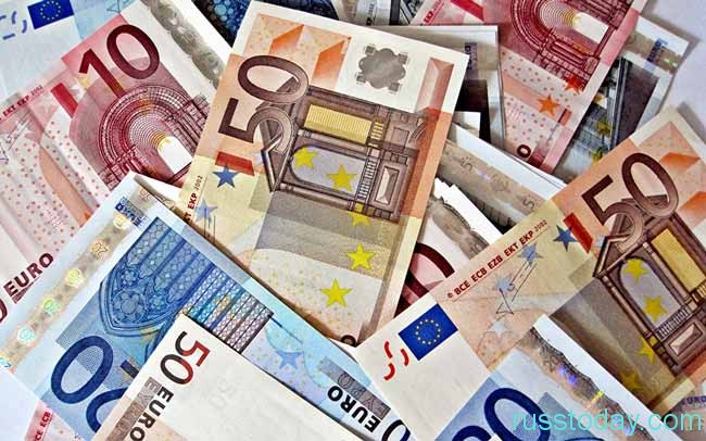 Тематика официальныхпрогнозов курса Евро