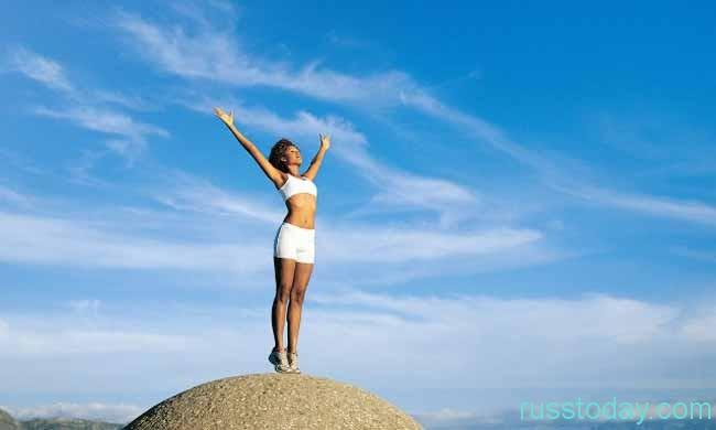 можно смело начинать здоровый образ жизни