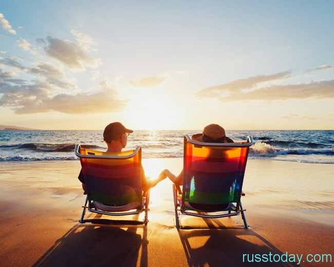 хорошее время для путешествий и позитивного отдыха