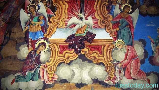 Праздник в честь святого Духа