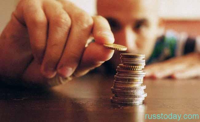 Уровень МРОТ с 1 мая в России
