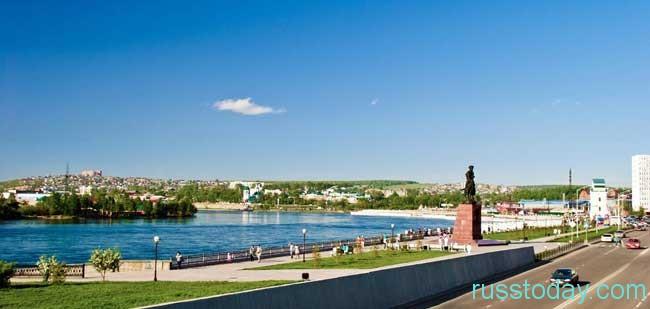 Будет ли тепло в Иркутске