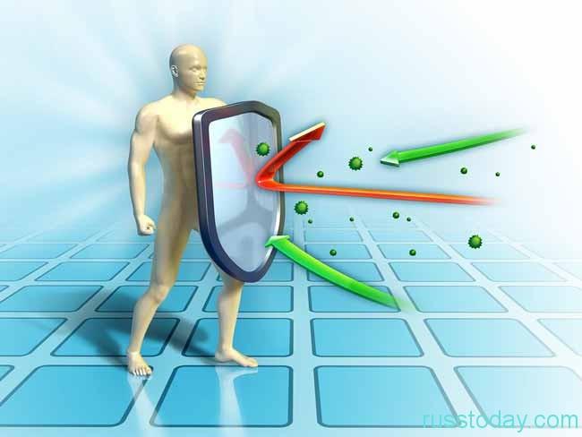 Организм человека сталкивается с различными неблагоприятными факторами